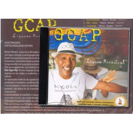 CD Mestres Moraes - GCAP - vol 4