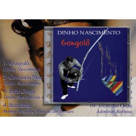 CD Dinho Nascimento - Gongolo