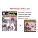 Revue Praticando Capoeira N°24 + CD
