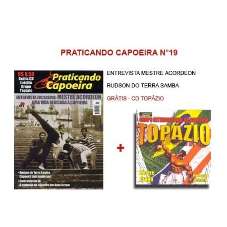Revue Praticando Capoeira N°19 + CD