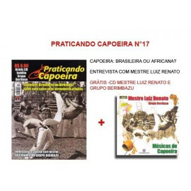 Revue Praticando Capoeira N°17 + CD