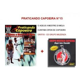 Revue Praticando Capoeira N°15 + CD