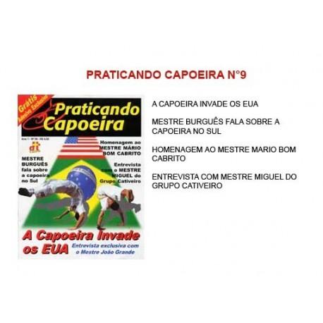 Revue Praticando Capoeira N°9