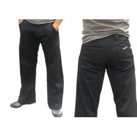 Pantalon de capoeira Marimbondo Sinha Social noir