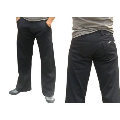 Pantalon de capoeira MS Social noir
