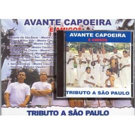 CD Avante capoeira e amigos - Tributo a Sao Paulo