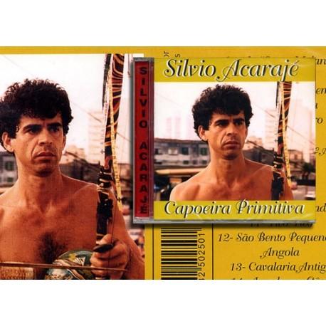 CD Silivio Acarajé - capoeira primitiva