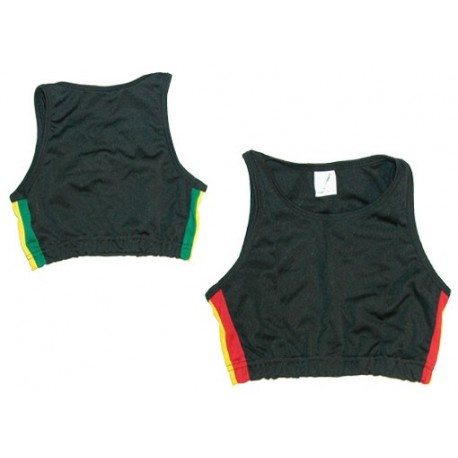 Top Jogando Capoeira - Afro noir