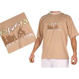 Tshirt Brasil Arte homme Capoeira Roda 2