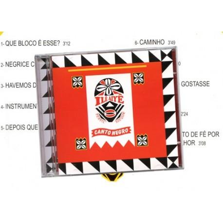 CD Ilê Aiyê - Canto Negro