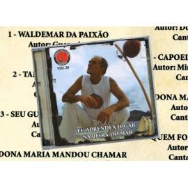 cd Muzenza vol 20-Eu aprendi a jogar na Beira Do Mar