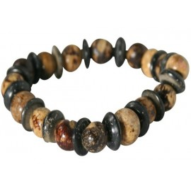 bracelet simple acai naturel