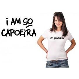 Tshirt capoeira femme I am So capoeira TS11