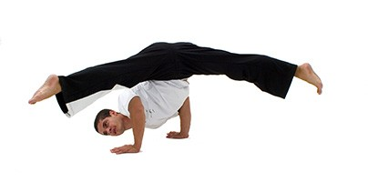 Pantalon capoeira