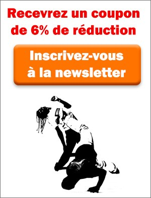 Inscription à la newsletter Ocapoeira